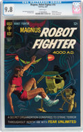 Silver Age (1956-1969):Science Fiction, Magnus Robot Fighter #19 (Gold Key, 1967) CGC NM/MT 9.8 Whitepages....