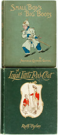 Books:Children's Books, Group of Two First Edition Children's Books. Archibald ClaveringGunter. Small Boys in Big Boots. New York: The Home...(Total: 2 Items)