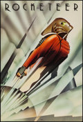 "Movie Posters:Action, The Rocketeer (Walt Disney Pictures, 1991). One Sheet (27"" X 40"")SS Advance. Action.. ..."