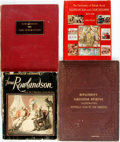 Books:Art & Architecture, [Thomas Rowlandson]. Four Books on English Caricature. Various publishers and dates. Quartos. Includes three books of illust... (Total: 4 Items)