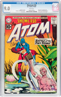 Silver Age (1956-1969):Superhero, Showcase #34 The Atom (DC, 1961) CGC VF/NM 9.0 White pages....