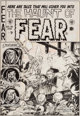 Graham Ingels Haunt of Fear #19 Cover Original Art (EC, 1953)