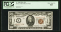 Small Size:World War II Emergency Notes, Fr. 2305 $20 1934A Hawaii Federal Reserve Note. PCGS Choice About New 55.. ...