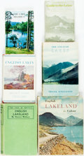 Books:Reference & Bibliography, [The English Lakes]. Group of Six Books on the English LakeDistrict. Various publishers and dates. Includes three first edi...(Total: 6 Items)