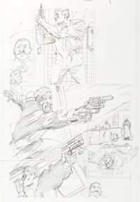 John McCrea Demon Annual #2 Page 36 Original Art (DC, 1993)