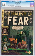 Golden Age (1938-1955):Horror, Haunt of Fear #5 Gaines File pedigree 3/9 (EC, 1951) CGC NM+ 9.6 Off-white pages....