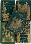 Books:Literature Pre-1900, [High Thomson, Charles Brock, George Morrow, illustrators]. Groupof Five Titles. New York: Macmillan, 1893-1896. Includes ...(Total: 5 Items)