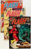 Bronze Age (1970-1979):Superhero, The Flash Box Lot (DC, 1971-85) Condition: Average NM....