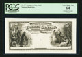 Large Size:Federal Proofs, Hessler UNL Fr. 397 Original $5 Face Proof PCGS Very Choice New 64.. ...