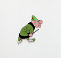 Animation Art:Production Cel, Ragtime Bear Mr. Magoo Production Cel Group (UPA, 1949).... (Total: 2 Items)