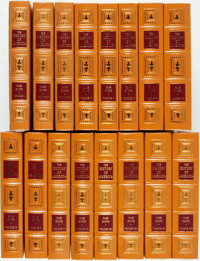Page Smith. The History of America. Norwalk: Easton Press, [1997]. Collector's edition. Complet