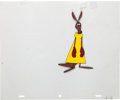 Animation Art:Production Cel, Kangaroo Courting Mr. Magoo Kangaroo Production Cel Sequence (UPA, 1954).... (Total: 3 Items)