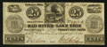 Obsoletes By State:Ohio, Urbana, OH- Mad River and Lake Erie Railroad Co. 25¢ June 10, 1841Wolka 2672-01. ...