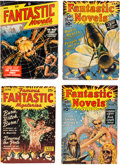 Pulps:Science Fiction, Fantastic Novels Group (New Publications, 1940-51) Condition:Average VG+.... (Total: 25 Items)