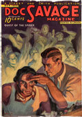 Pulps:Hero, Doc Savage V1#3 Canadian Edition (Street & Smith, 1933) Condition: FN+....