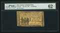 Colonial Notes:New Jersey, New Jersey June 22, 1756 15s PMG Uncirculated 62 EPQ.. ...