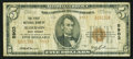 National Bank Notes:West Virginia, Alderson, WV - $5 1929 Ty. 2 The First NB Ch. # 5903. ...