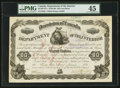 Canadian Currency: , Canada Department of the Interior $80 Land Bond January 23, 1886.. ...