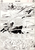 "Original Comic Art:Panel Pages, Carmine Infantino and Joe Giella The Flash #124""Space-Boomerang Trap!"" Page 12 Original Art (DC, 1961)...."