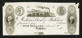 Obsoletes By State:Maryland, Baltimore, MD- Mechanics Bank of Baltimore $5 UNL Shank 5.124.24P Proof. ...