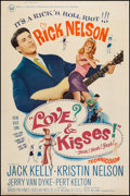 """Movie Posters:Rock and Roll, Love and Kisses (Universal, 1965). Poster (40"""" X 60""""). Rock andRoll.. ..."""