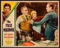 "Movie Posters:Crime, The False Madonna (Paramount, 1931). Lobby Card (11"" X 14"").Crime.. ..."
