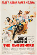 "Movie Posters:Action, The Ambushers (Columbia, 1967). Poster (40"" X 60""). Action.. ..."