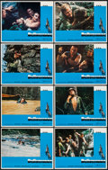 "Movie Posters:Action, Deliverance (Warner Brothers, 1972). Lobby Card Set of 8 (11"" X14""). Action.. ... (Total: 8 Items)"