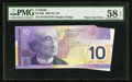 Canadian Currency: , BC-63b $10 2001. ...