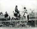 Books:Prints & Leaves, [Native Americans]. Edward H. Boos. Reprint Photograph of Chief Charlo on Horseback. Reprint from 1907 original held by Libr...