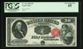 Large Size:Legal Tender Notes, Fr. 164 $50 1880 Legal Tender PCGS Extremely Fine 45.. ...