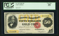 Large Size:Gold Certificates, Fr. 1195 $50 1882 Gold Certificate PCGS Very Fine 35.. ...