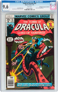 Bronze Age (1970-1979):Horror, Tomb of Dracula #62 Don/Maggie Thompson Collection pedigree(Marvel, 1978) CGC NM+ 9.6 White pages....