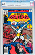 Bronze Age (1970-1979):Horror, Tomb of Dracula #63 Don/Maggie Thompson Collection pedigree(Marvel, 1978) CGC NM/MT 9.8 White pages....