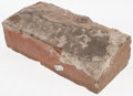 Baseball Collectibles:Others, Wrigley Field Brick - Steiner Authentic. ...