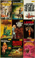 Books:Pulps, [Science-Fiction Paperbacks]. Group of Thirty-Two DAWScience-Fiction Paperbacks. New York: DAW, [1970-80s]. Includesworks ... (Total: 32 Items)
