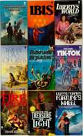 Books:Pulps, [Science-Fiction Paperbacks]. Group of Thirty-Six DAWScience-Fiction Paperbacks. New York: DAW, [1980s]. Includes worksby ... (Total: 36 Items)