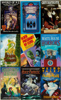 Books:Pulps, [Fantasy Paperbacks]. Group of Forty-Eight DAW Fantasy Paperbacks.New York: DAW, [1990s]. Includes works by Norton, Clayton...(Total: 48 Items)