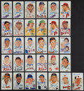 Baseball Collectibles:Others, Perez Steele Signed Postcards Lot of 31....