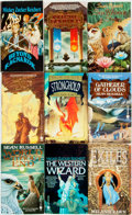 Books:Pulps, [Fantasy Paperbacks]. Group of Forty-Five DAW Fantasy Paperbacks.New York: DAW, [1990s]. Includes works by Rawn, Reichert, ...(Total: 45 Items)