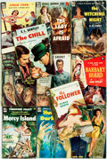 Books:Pulps, [Vintage Paperbacks]. Group of Eleven Vintage Dell Paperbacks. NewYork: Dell, [1950-60s]. Includes works by Cody, Quentin a...(Total: 11 Items)