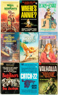 Books:Pulps, [Genre Paperbacks]. Group of Thirty-Three Dell Paperbacks. NewYork: Dell, [1970s]. Includes works by Le Carré, Christie, He...(Total: 33 Items)