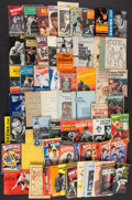 Boxing Collectibles:Memorabilia, Vintage Boxing Paperback Booklets Lot of 70....