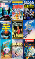 Books:Pulps, [Science-Fiction Paperbacks]. Group of Fifty-Nine Del Ray Science-Fiction Paperbacks. New York: Del Ray, [1980s]. Includes w... (Total: 59 Items)