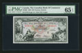 Canadian Currency: , Toronto, ON- The Canadian Bank of Commerce $10 Jan. 2, 1935 Ch. # 75-18-06. ...
