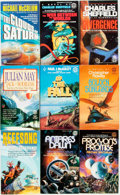 Books:Pulps, [Science-Fiction Paperbacks]. Group of Forty-Eight Del RayScience-Fiction Paperbacks. New York: Del Ray, [1980s]. Includes... (Total: 48 Items)