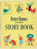 Books:Children's Books, [African American]. Betty O'Connor, editor. Better Homes andGardens Story Book. Des Moines: Meredith Publishing Com...