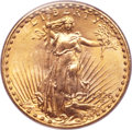 Saint-Gaudens Double Eagles, 1926-S $20 MS65 PCGS....