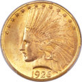 Indian Eagles, 1926 $10 MS65 PCGS....