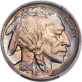 Proof Buffalo Nickels, 1936 5C Type One -- Satin Finish PR68 PCGS....